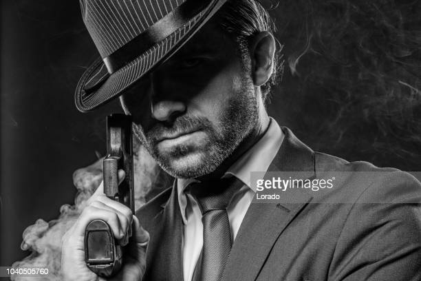 Italian Gangster Man