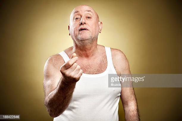 """italian gesture series: """"money!"""" - gesturing stock pictures, royalty-free photos & images"""