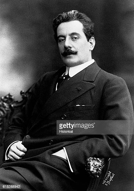 Italian Giacomo Puccini composed the operas La Boheme Madame Butterfly and Tosca