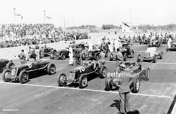 Italian GP at Tripoli 1934