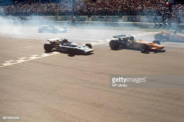 Italian GP Monza 6th September 1970 Start
