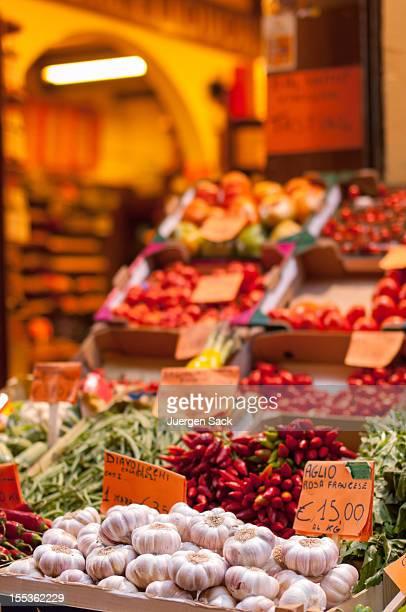 Italian greengrocer ´ s tienda