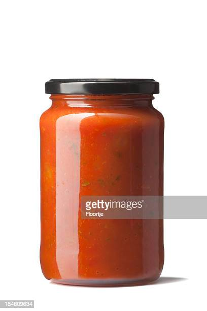 Italian Ingredients: Prepared Pasta Sauce