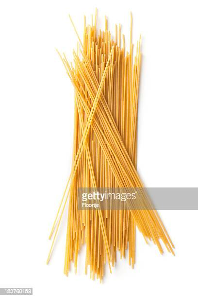 Italian Ingredients: Spaghetti