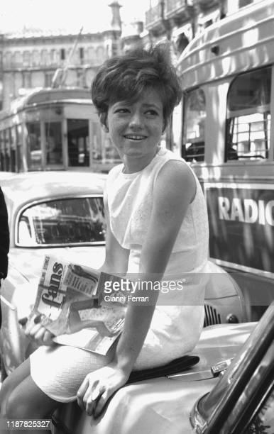Italian Italian singer Rita Pavone Madrid Spain 1965