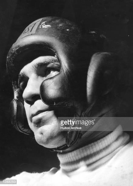 Italian Junior Welterweight, Duilio Loi. Became World Champion in 1962. Mandatory Credit: Allsport Hulton/Archive