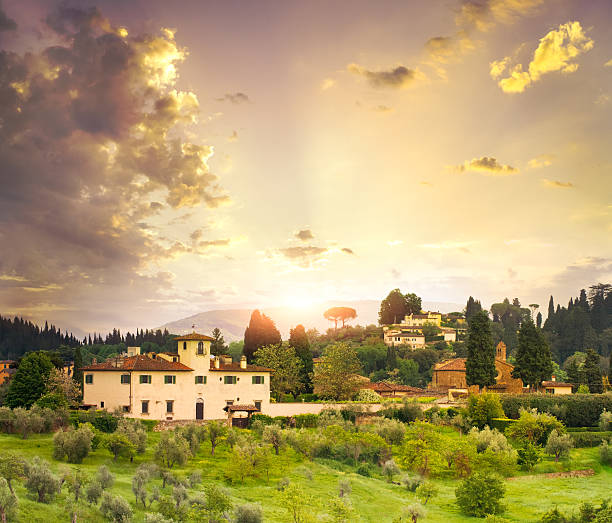 Italian  Landscape Wall Art