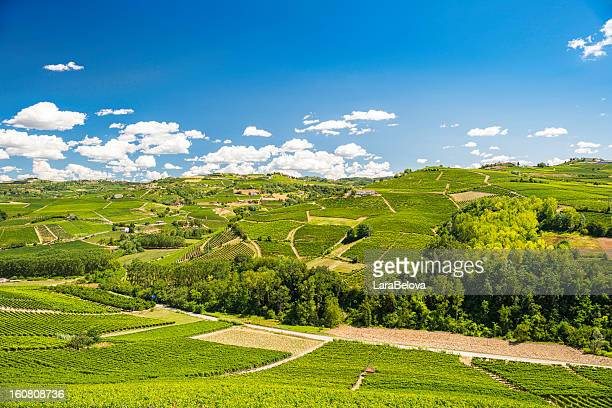 italian landscape - cuneo stock pictures, royalty-free photos & images