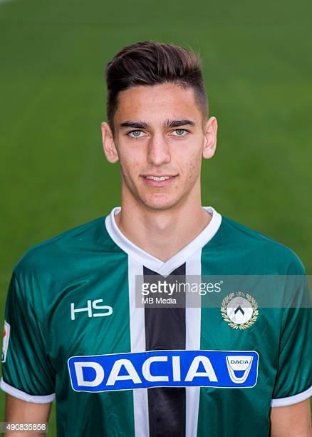 Italian League Serie A 20152016 / Alex Meret