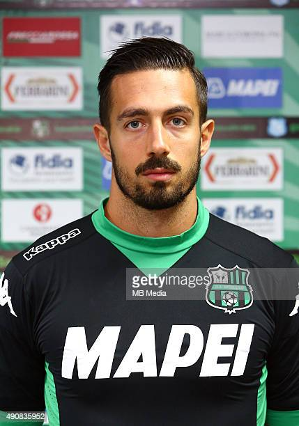 Italian League Serie A 20152016 / Andrea Consigli