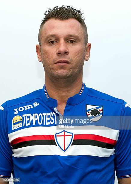 Italian League Serie A 20152016 / Antonio Cassano