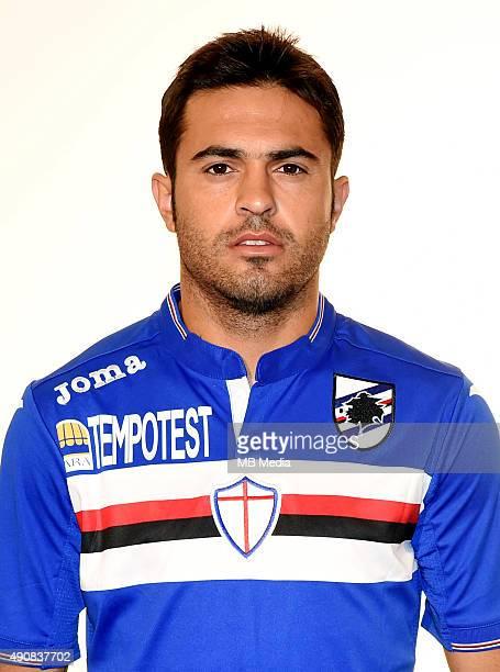 Italian League Serie A 20152016 / Eder Citadin Martins Eder