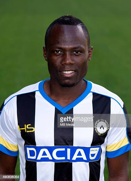 Italian League Serie A 20152016 / Emmanuel AgyemangBadu