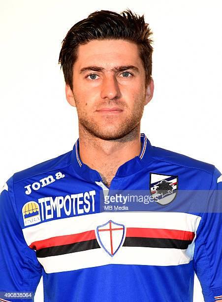 Italian League Serie A 20152016 / Ervin Zukanovic