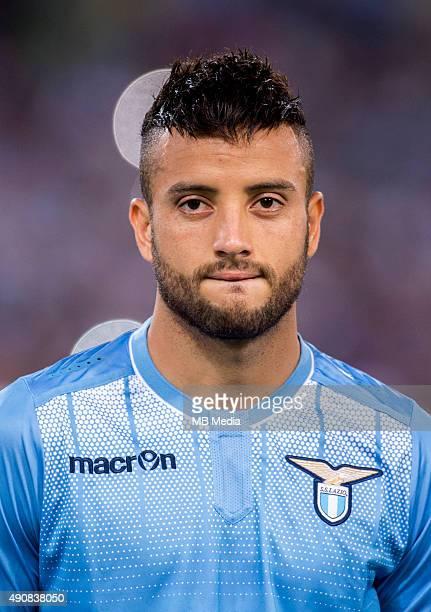 Italian League Serie A 20152016 / Felipe Anderson Pereira Gomes ' Felipe Anderson '