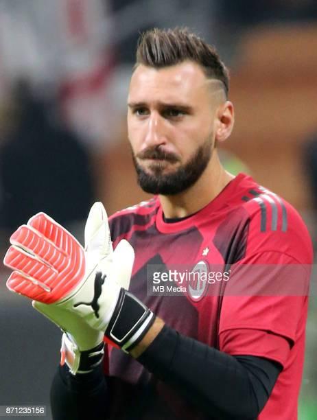 Italian League Serie A TIM 20172018 / 'n 'nAntonio Donnarumma