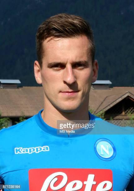 Italian League Serie A TIM 20172018 / 'n 'nArkadiusz Milik