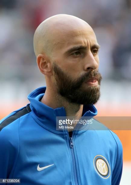 Italian League Serie A TIM 20172018 / 'n 'nBorja Velero