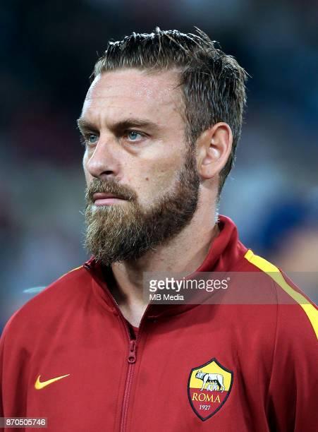 Italian League Serie A TIM 20172018 / 'r 'rDaniele De Rossi