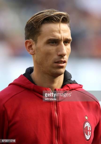 Italian League Serie A TIM 20172018 / 'r 'rLucas Rodrigo Biglia