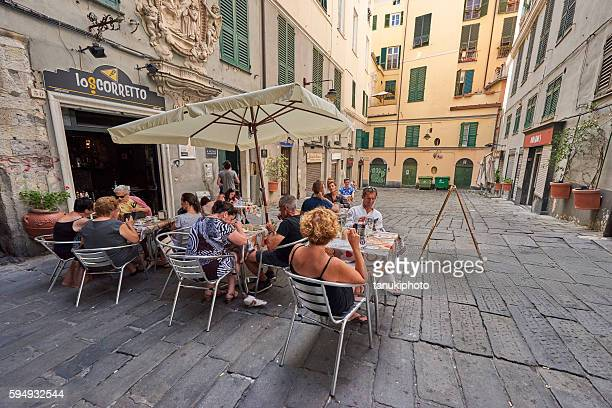 Italian Lifestyle in Genova