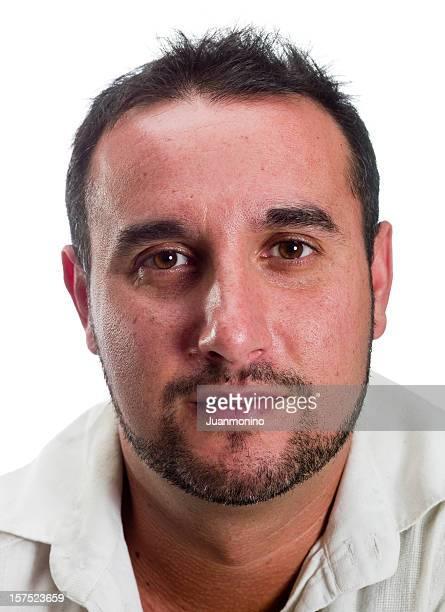 Italian mid adult man