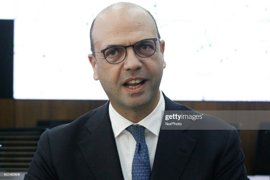Italian Minister Angelino Alfano - Minister of Foreign Affairs and International Cooperation of Italy Angelino Alfano, participated this afternoon in a meeting with Mayor Joao Doria at the headquarters of the Sao Paulo city, among the topics covered in the meeting were cooperation between Brazil and Italy and the participation of the European country in the World Economic Forum for Latin America, to be held in Sao Paulo in March, as a special guest