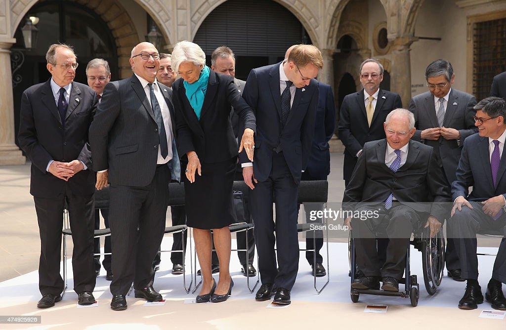 G7 Finance Ministers Meet In Dresden