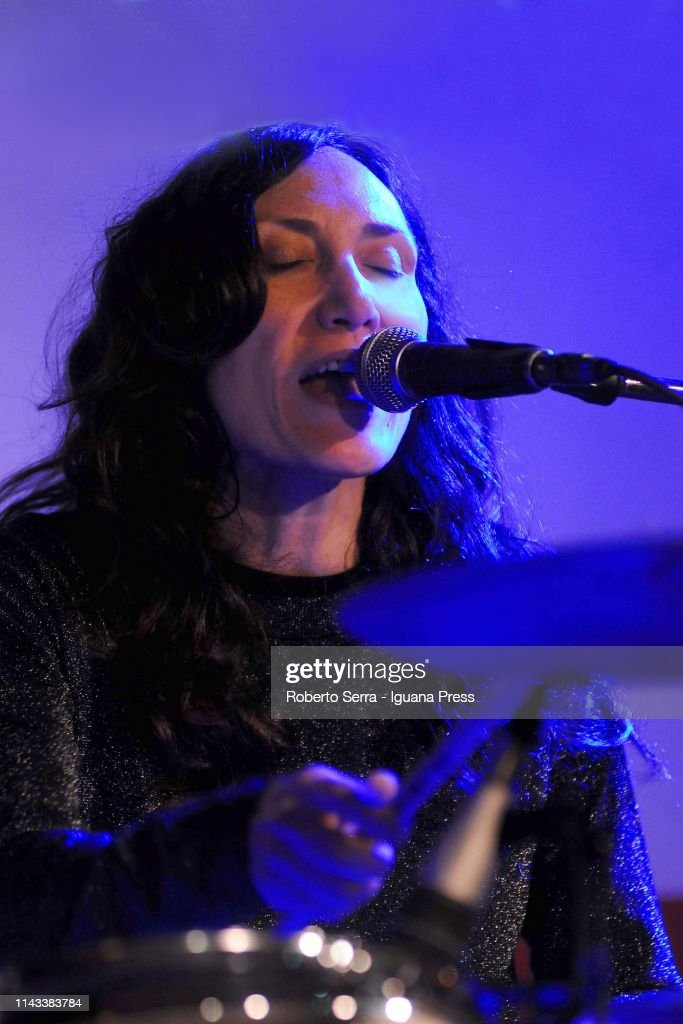 ITA: Paolo Benvegnu' And Marina Rei Perform In Bologna