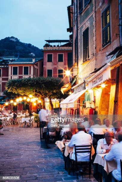 italian nightlife - yeowell stock photos and pictures