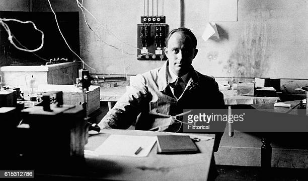 Italian nuclear physicist Enrico Fermi was the first man to build an atomic reactor and split atomic nuclei by bombarding them with neutrons He...