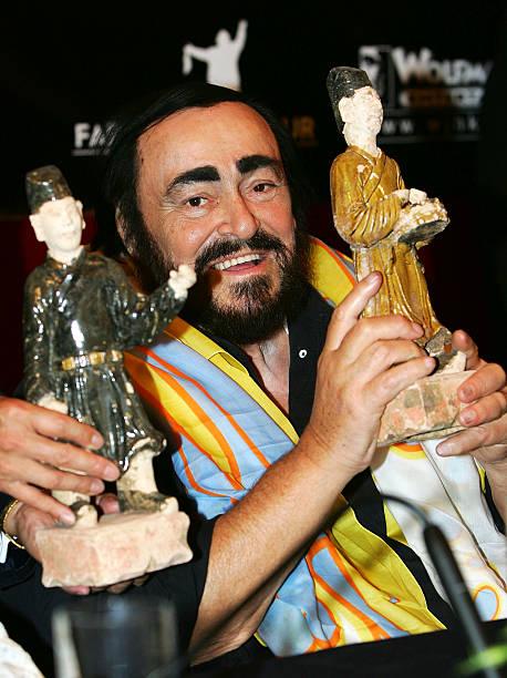 Luciano Pavarotti Farewell Tour