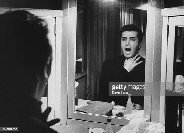 Italian opera star Franco Corelli