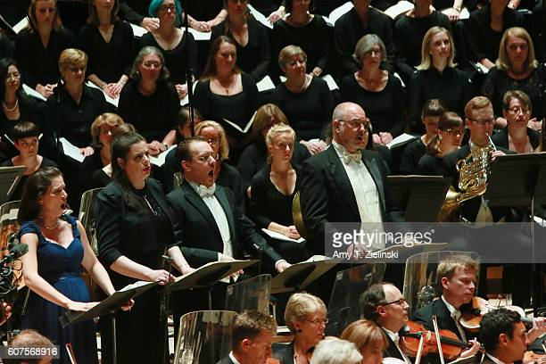 Italian opera stars Soprano Erika Grimaldi, mezzo-soprano Daniela Barcellona, tenor Francesco Meli and baritone Michele Pertusi sing as Gianandrea...