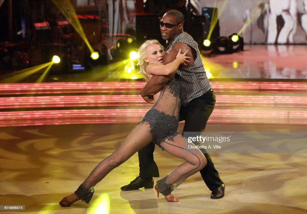 Ballando Con Le Stelle Tv Show - Final : News Photo