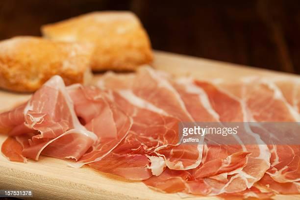 italian Parma ham