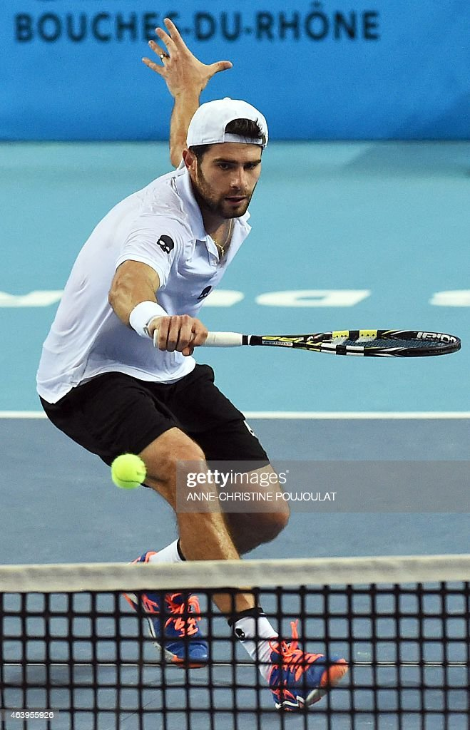 TENNIS-FRA-ATP-OPEN13 : News Photo