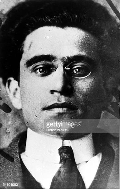ANTONIO GRAMSCI Italian politician and Marxist theorist Cofounder of the Italian Communist Party Photograph early 20th century