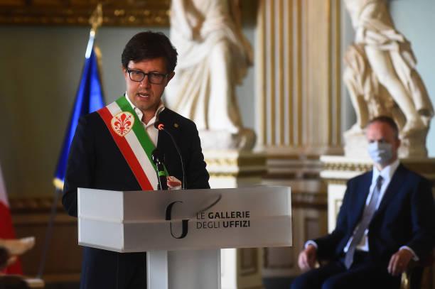 ITA: Uffizi Museum Reopening In Florence