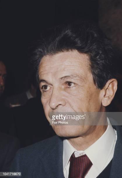 Italian politician Enrico Berlinguer General Secretary of the Italian Communist Party June 1976