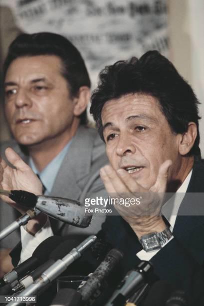Italian politician Enrico Berlinguer leader of the Italian Communist Party June 1976