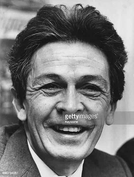 Italian politician Enrico Berlinguer national secretary of the Italian Communist Party June 1976