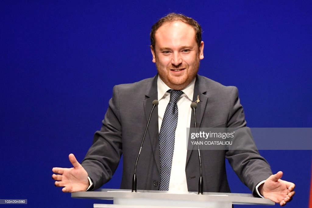 FRANCE-ITALY-POLITICS : Nyhetsfoto