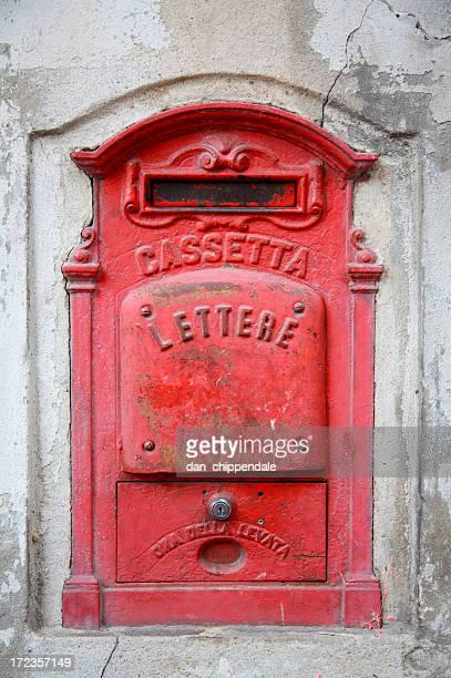 Italian post box