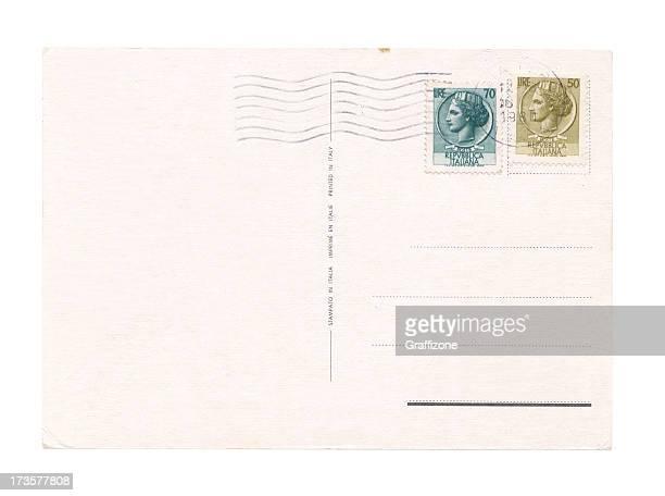 Italiano Cartão Postal
