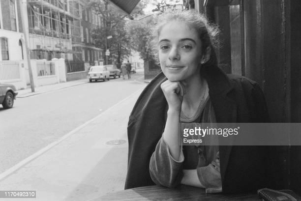 Italian prima ballerina Alessandra Ferri, UK, 21st May 1984.