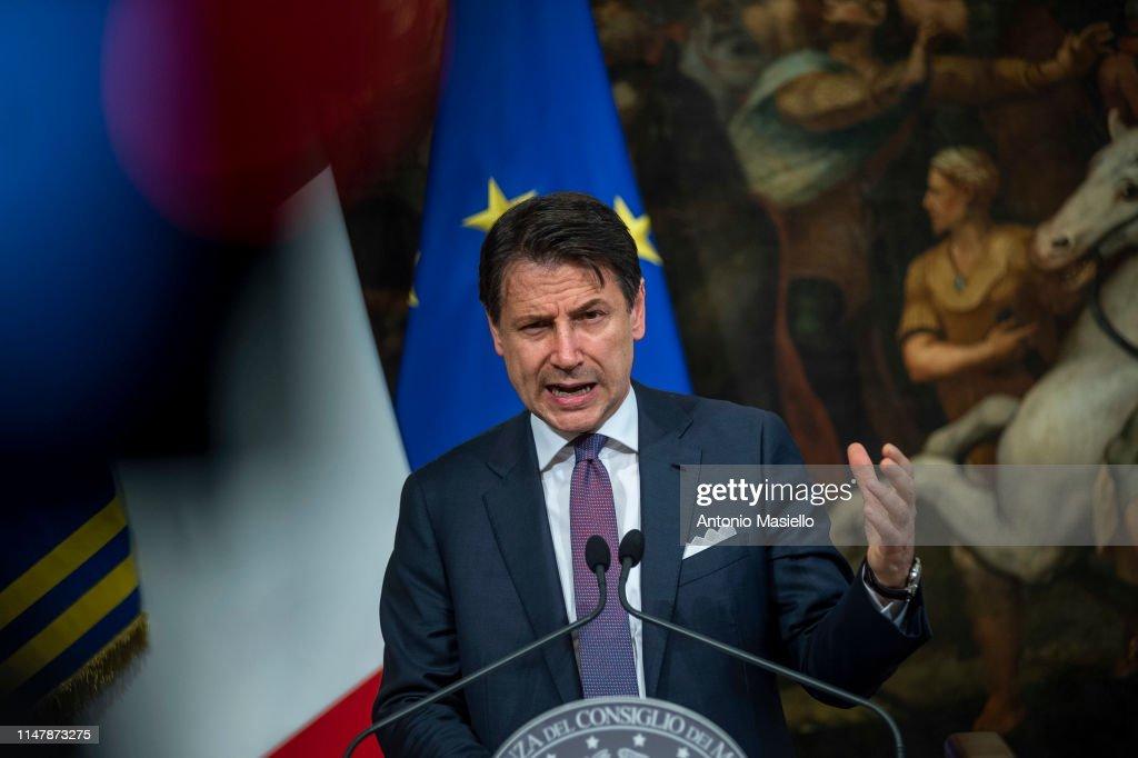Italian Daily Politics 2019 : Foto di attualità