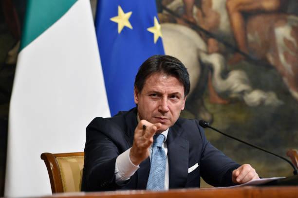 ITA: Giuseppe Conte Press Conference