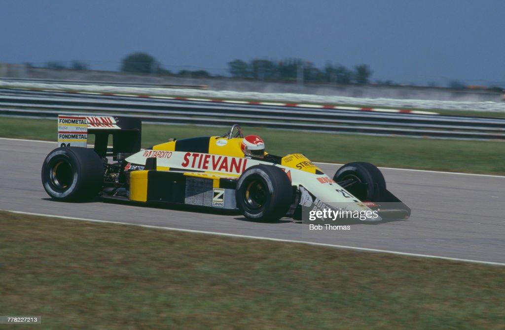 1988 Brazilian Grand Prix : News Photo