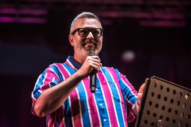 ITA: Frankie Hi-Nrg performs live in Milan